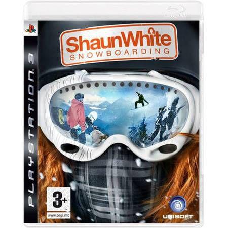 Shaun White Snowboarding Seminovo – PS3