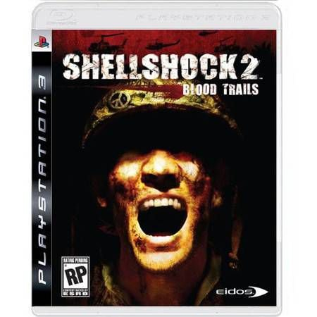 ShellShock 2 Blood Trails Seminovo – PS3
