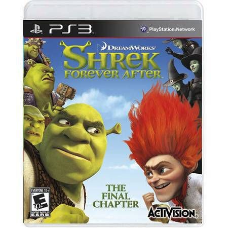 Shrek Forever After Seminovo – PS3