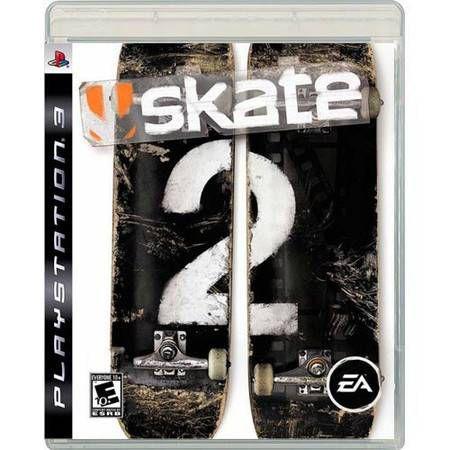 Skate 2 Seminovo – PS3