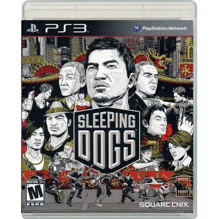 Sleeping Dogs Seminovo – PS3