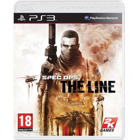 Spec Ops The Line Seminovo – PS3