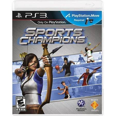 Sports Champions Seminovo - PS3