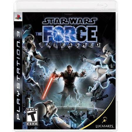 Star Wars The Force Unleashed  Seminovo – PS3