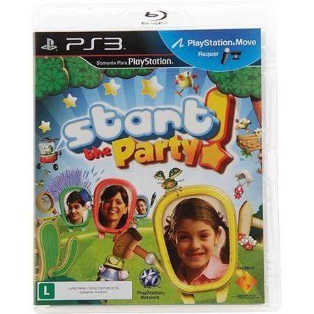 Start the Party Seminovo – PS3