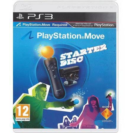 Starter Disc Seminovo – PS3