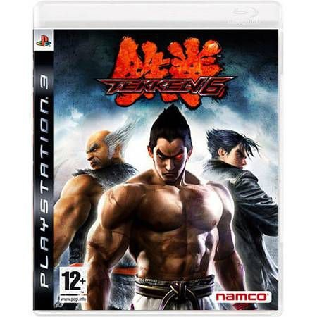 Tekken 6 Seminovo – PS3
