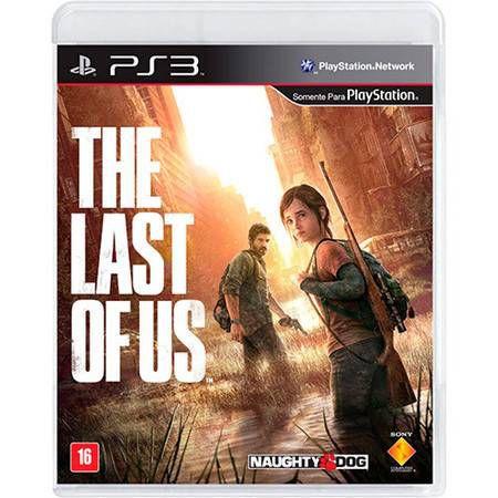 The Last of US Seminovo – PS3