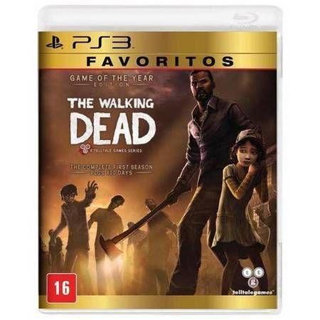 The Walking Dead Seminovo – PS3