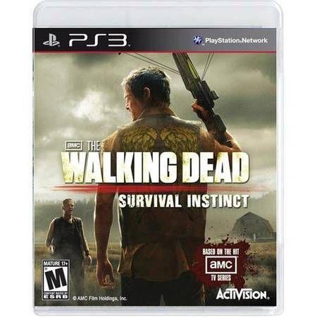 The Walking Dead: Survival Instinct Seminovo – PS3