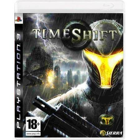 TimeShift Seminovo – PS3