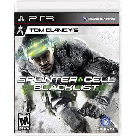 Tom Clancy's Splinter Cell: Blacklist Seminovo – PS3