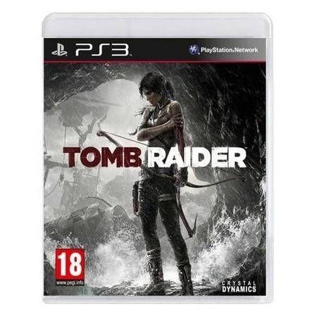 Tomb Raider Seminovo – PS3
