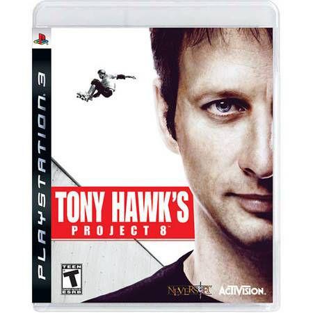 Tony Hawk's Project 8 Seminovo – PS3
