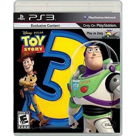 Toy Story 3 Seminovo – PS3