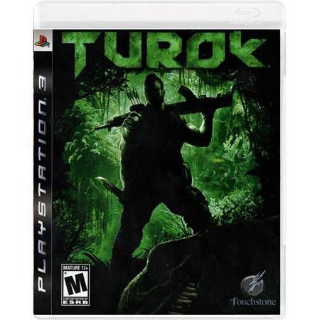 Turok Seminovo – PS3