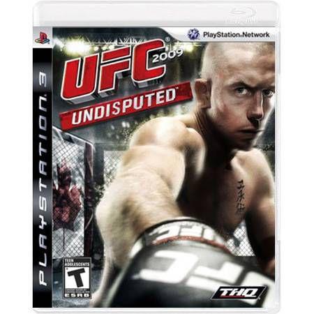 UFC 2009 Undisputed Seminovo – PS3