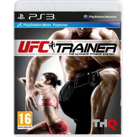 UFC Trainer Seminovo – PS3