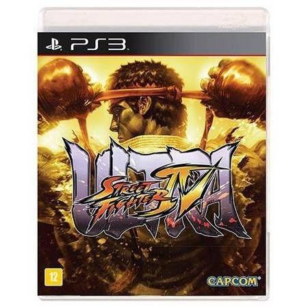 Ultra Street Fighter IV Seminovo – PS3