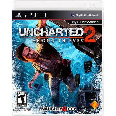 Uncharted 2: Among Thieves PT Seminovo – PS3