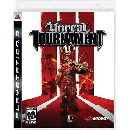 Unreal Tournament III Seminovo – PS3