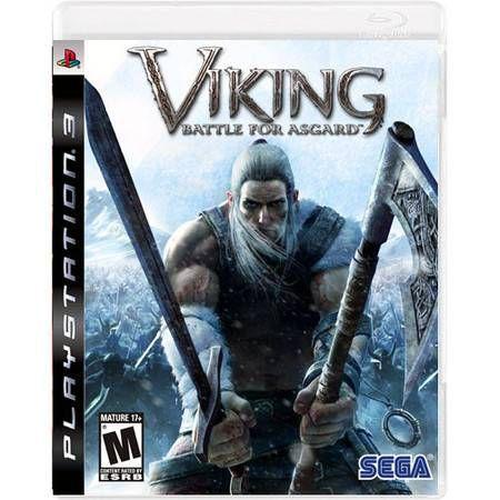 Viking Battle For Asgard Seminovo – PS3