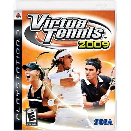 Virtua Tennis 2009 Semi-Novo – PS3
