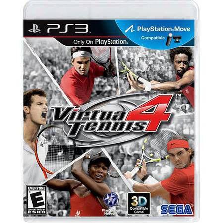 Virtua Tennis 4 Seminovo – PS3