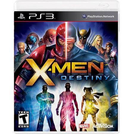 X-Men Destiny Seminovo – PS3