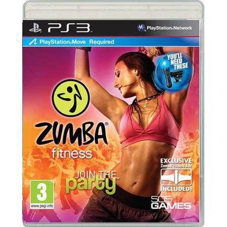 Zumba Fitness Seminovo – PS3