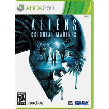 Aliens Colonial Marines Seminovo – Xbox 360