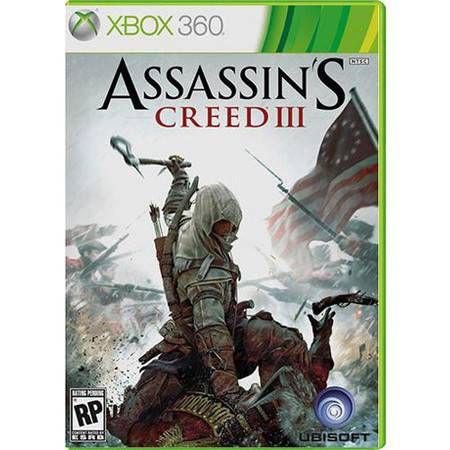 Assassin's Creed 3 Seminovo – Xbox 360