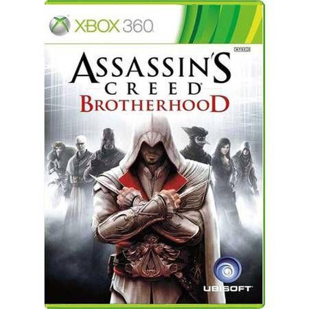 Assassin's Creed Brotherhood Seminovo -Xbox 360