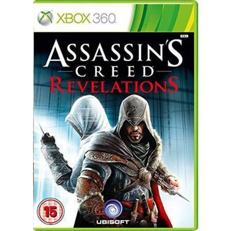 Assassin's Creed Revelations Seminovo- Xbox 360