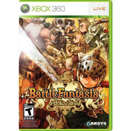 Battle Fantasia Seminovo – Xbox 360