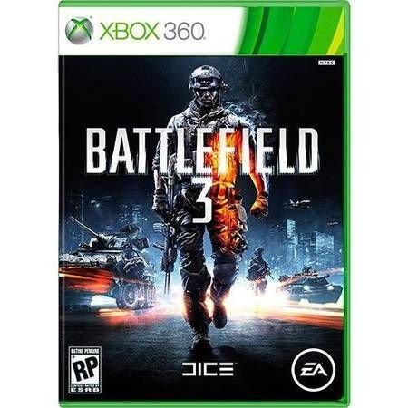 Battlefield 3 Seminovo – Xbox 360