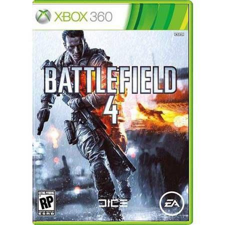 Battlefield 4 Seminovo – Xbox 360