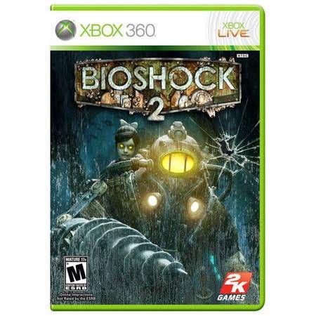 Bioshock 2 Seminovo – Xbox 360
