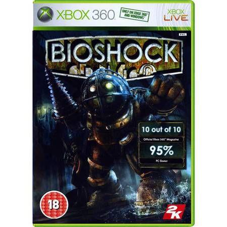 Bioshock Seminovo Xbox 360