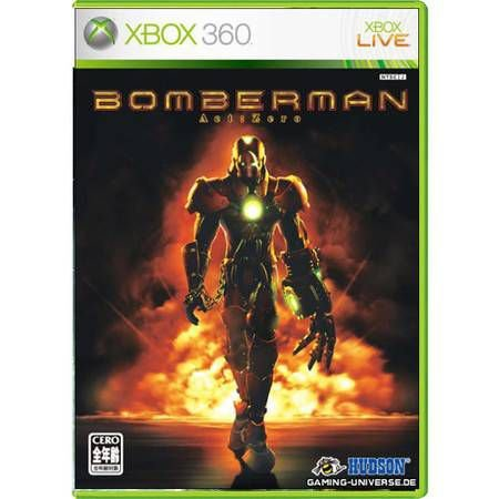 Bomberman Act: Zero Seminovo – Xbox 360