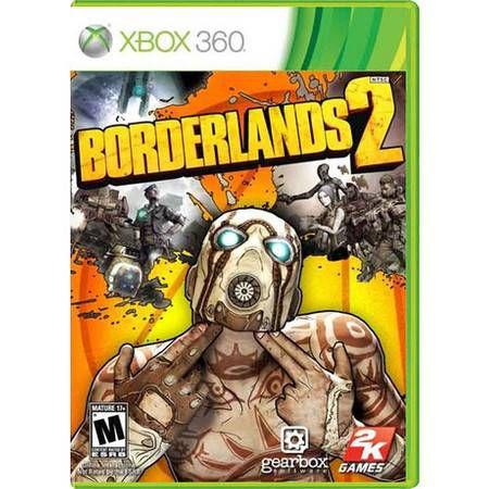 Borderlands 2 Seminovo – Xbox 360