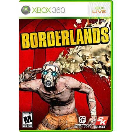 Borderlands Seminovo – Xbox 360