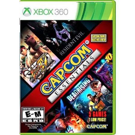 Capcom Essentials Seminovo – Xbox 360