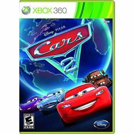 Cars 2 Seminovo – Xbox 360