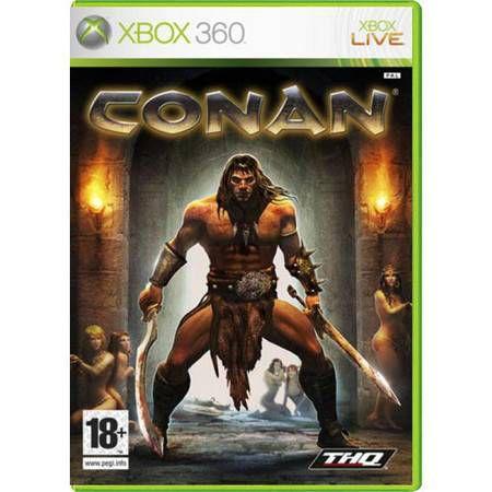 Conan Seminovo – Xbox 360