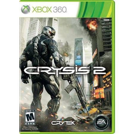 Crysis 2 Seminovo – Xbox 360