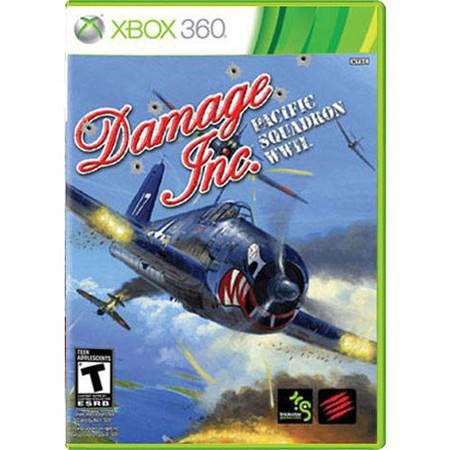 Damage INC Pacific Squadron Seminovo – Xbox 360