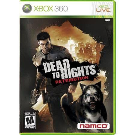 Dead To Rights Retribution Seminovo – Xbox 360