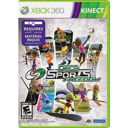 Deca Sports Freedom Kinect Seminovo – Xbox 360