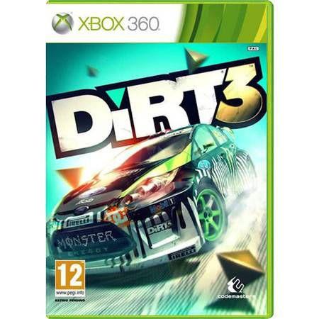 Dirt 3 Seminovo – Xbox 360